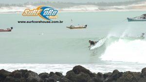 Bodyboarding no Porto