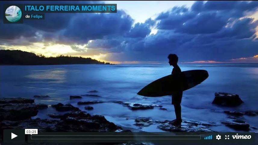 Italo Ferreira - Moments