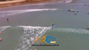 Longboard no Porto