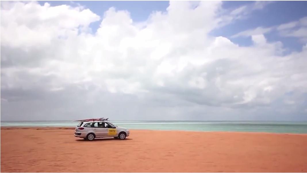 Na Praia delas - Viagem de Pipa para BF